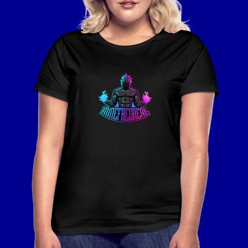 Minefred Real Logo - Frauen T-Shirt
