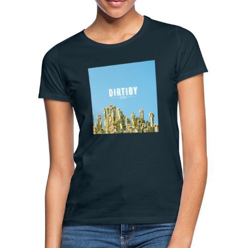 CACTUS DIRTIBY - Camiseta mujer