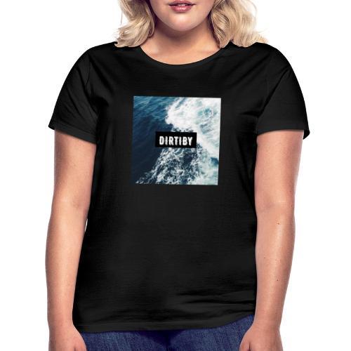 Ocean DIRTIBY - Camiseta mujer