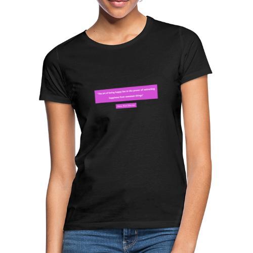 Design01 - Vrouwen T-shirt
