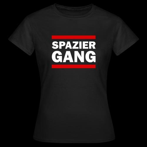 Spazier-Gang - Frauen T-Shirt
