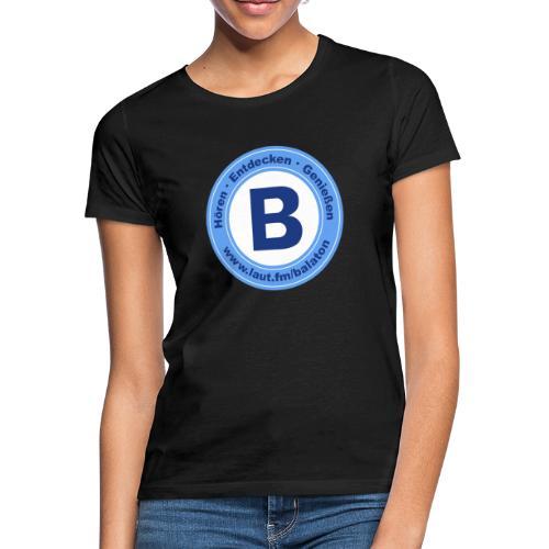 Webradio Balaton - Frauen T-Shirt