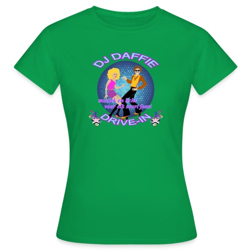 Logo2 png - Vrouwen T-shirt