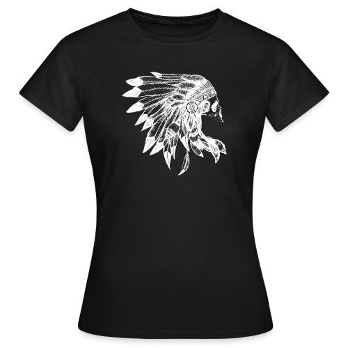 Indianer - Frauen T-Shirt