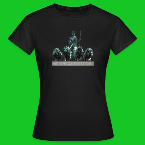 Quadriga Siegestor - Vrouwen T-shirt