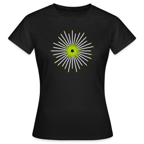 fancy_circle - Women's T-Shirt