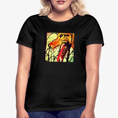 The wolf at the door - Women's T-Shirt