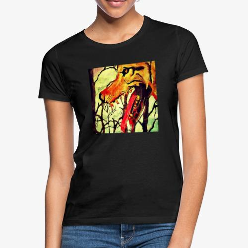 The wolf at the door - Women's T-Shirt