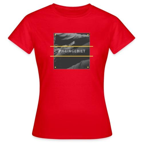 MeinGebiet - Frauen T-Shirt