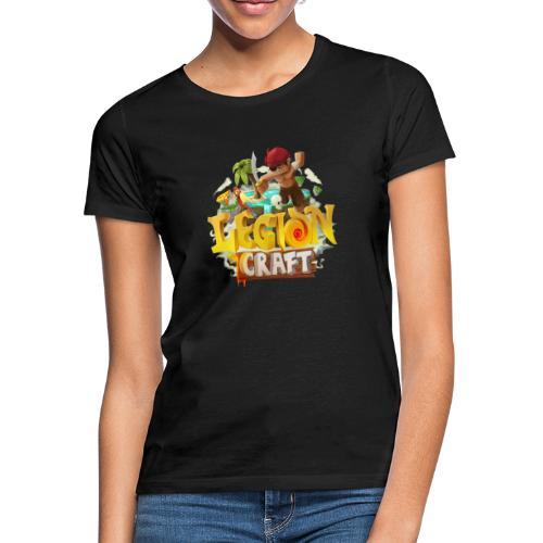 LegionCraft - T-shirt Femme