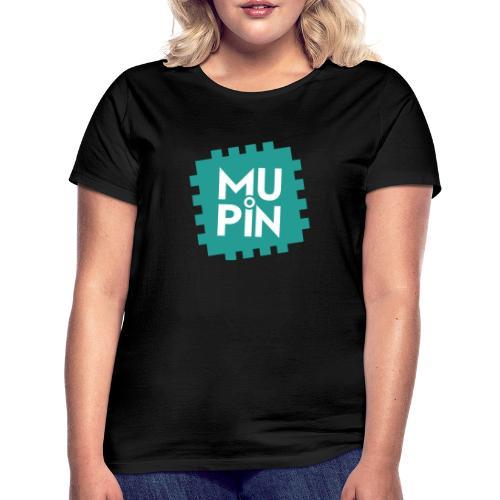 Logo Mupin quadrato - Maglietta da donna