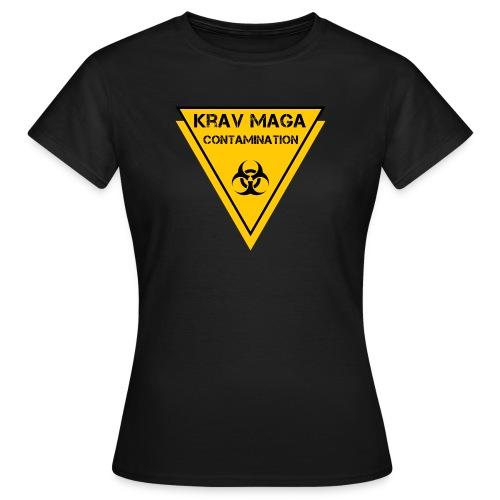 biohazard krav maga - Maglietta da donna