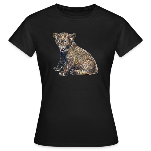 Lil Lion - Women's T-Shirt