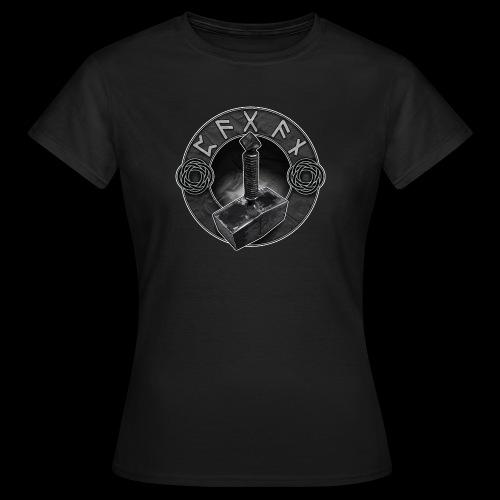 Mjolnir 03 - T-shirt dam