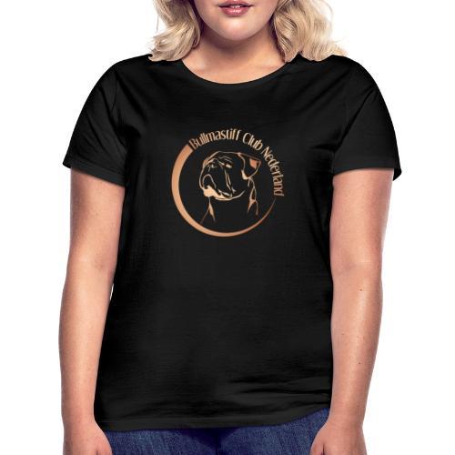 logo club w2 gold transparent - Vrouwen T-shirt