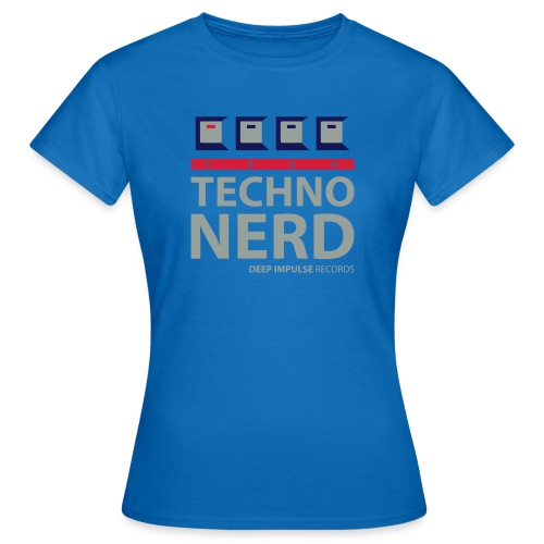 Techno Nerd - Women's T-Shirt