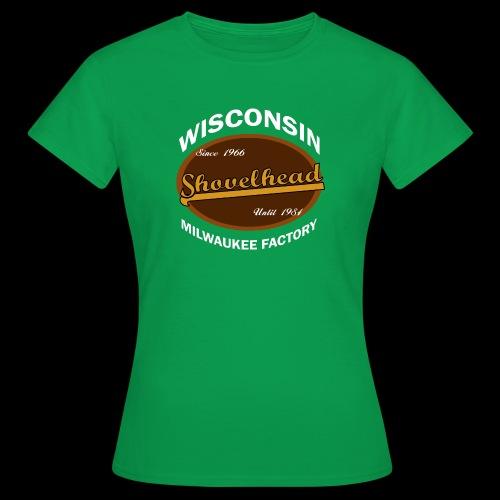 Milwaukee Shovelhead - Frauen T-Shirt