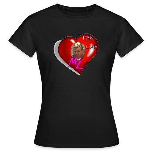 Fan club Damien - T-shirt Femme