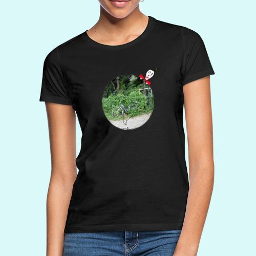 mapemonde clown - T-shirt Femme