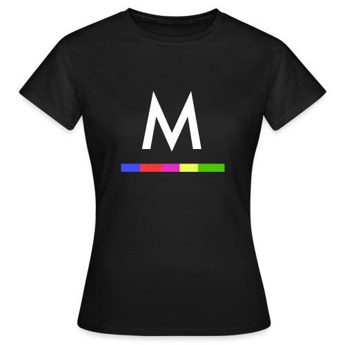 Metro - Camiseta mujer