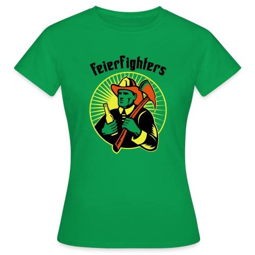 feierfighters - Frauen T-Shirt