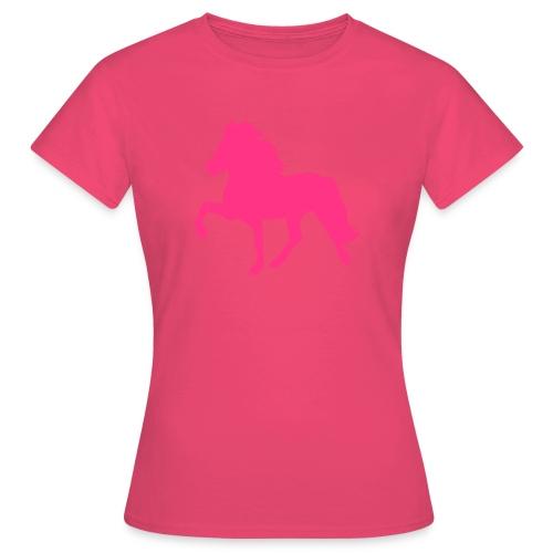 Tölter - Frauen T-Shirt