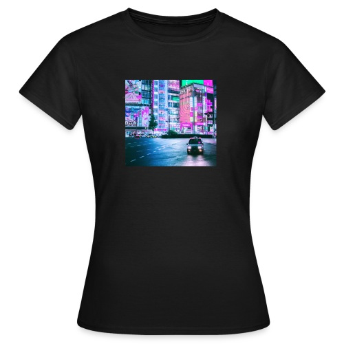 Pink City - T-shirt dam