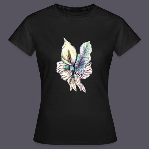 bunte Calasblüte - Frauen T-Shirt