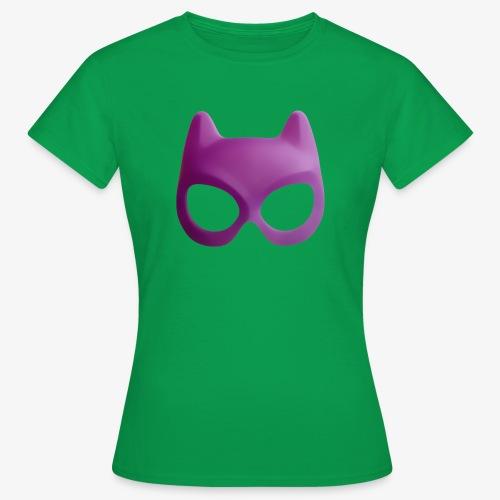 Bat Mask - Koszulka damska