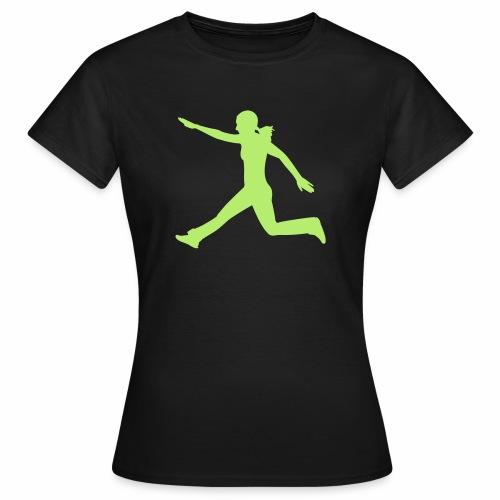 Kraft und Takt - Frauen T-Shirt