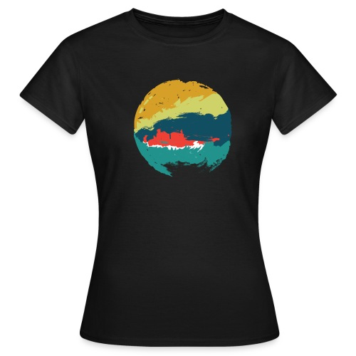 Abstract Art - Women's T-Shirt