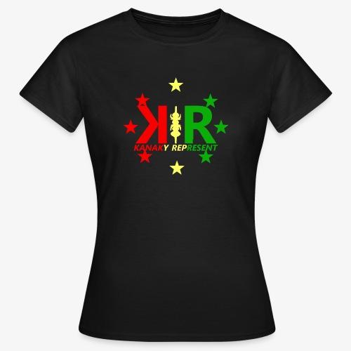KR3 - T-shirt Femme