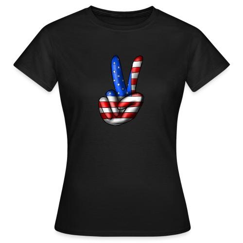 Signe motard - T-shirt Femme