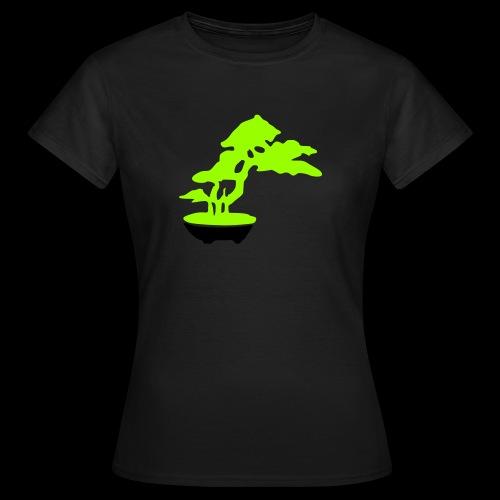 bonsai_baum_2 - Frauen T-Shirt