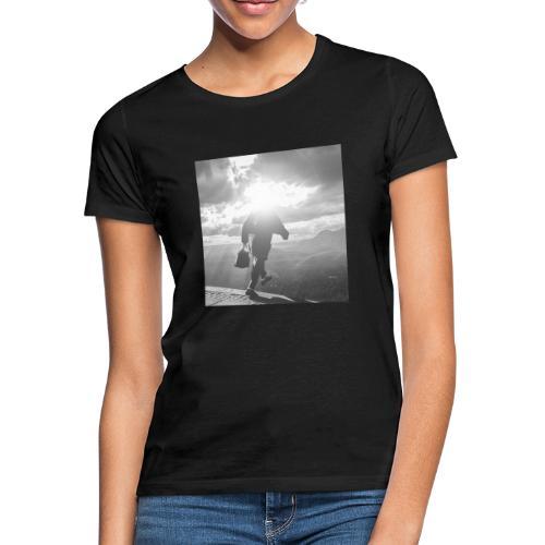 the next step - Frauen T-Shirt