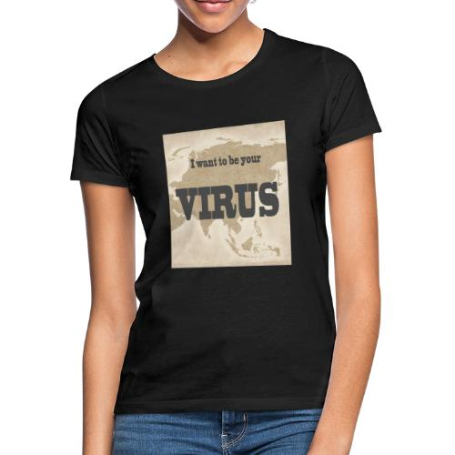 VIRUS - Camiseta mujer