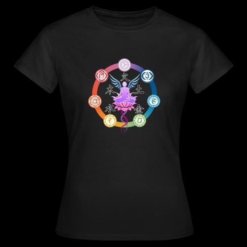 armonia delle energie all colors - Maglietta da donna