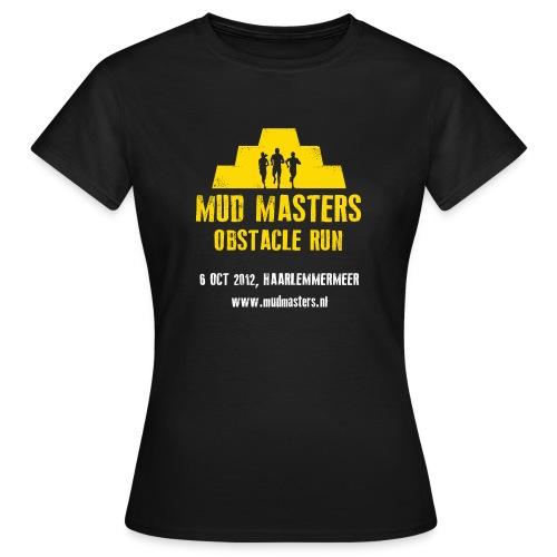 tshirt front - Vrouwen T-shirt