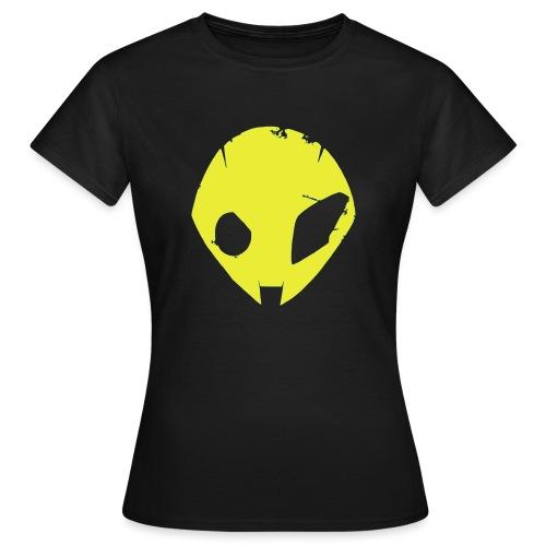alien s1000rr - Frauen T-Shirt
