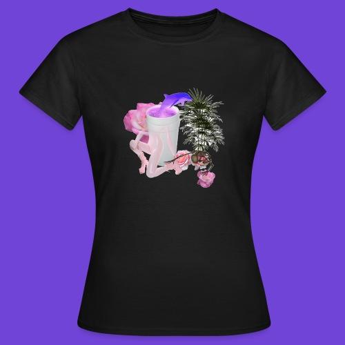 Purple Drank - Maglietta da donna