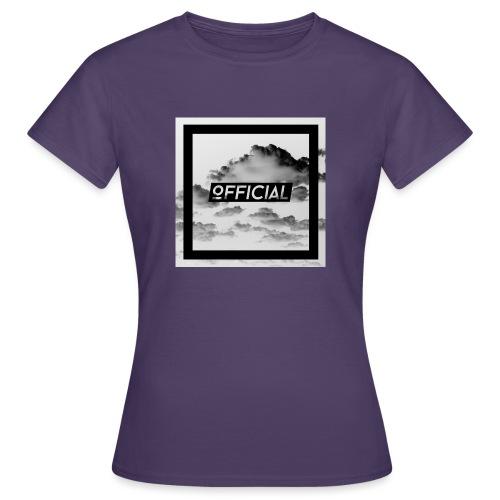 Official T - White Cloud Version - Women's T-Shirt