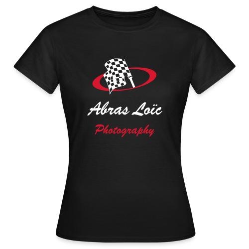 400dpiLogoCropped - T-shirt Femme