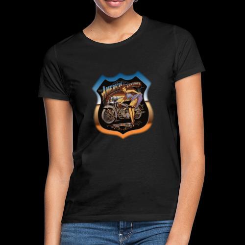 AMERICAN CLASSIC - Frauen T-Shirt