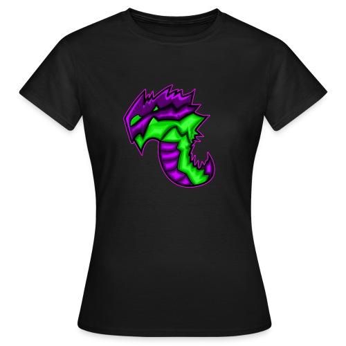 dragon - T-shirt dam
