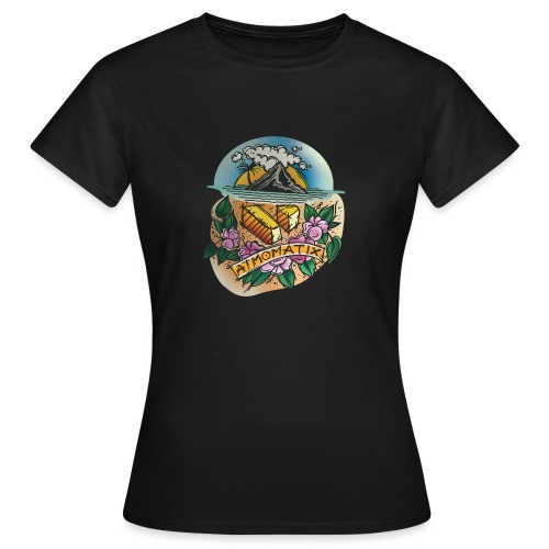 Isle of Atmomatix - Women's T-Shirt