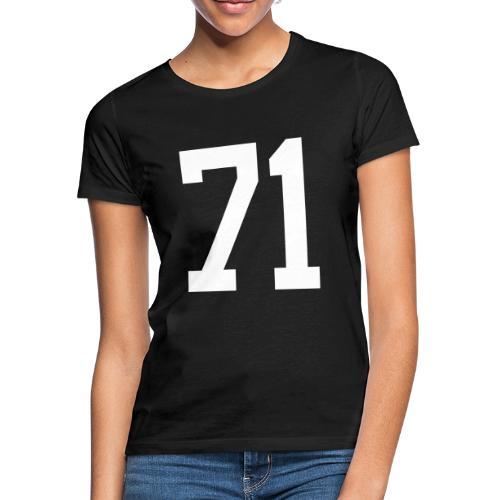 71 WLCZEK Sebastian - Frauen T-Shirt
