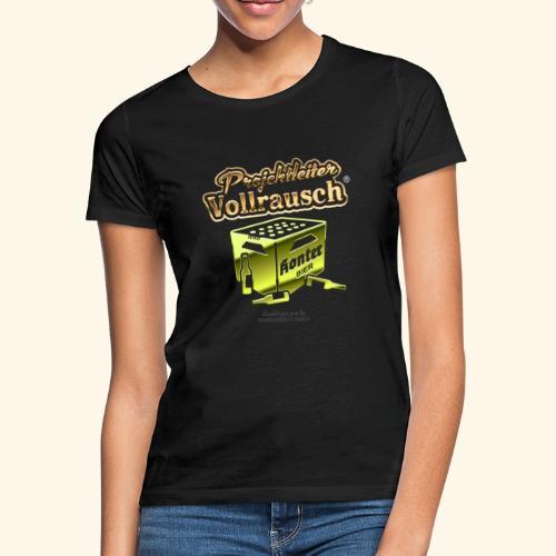 Projektleiter Vollrausch (R) - das Original - Frauen T-Shirt