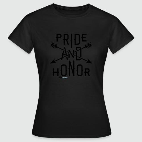 PRIDE - Vrouwen T-shirt