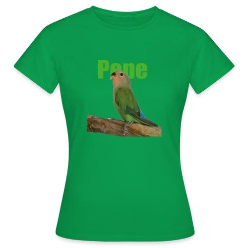 Pepe - Naisten t-paita