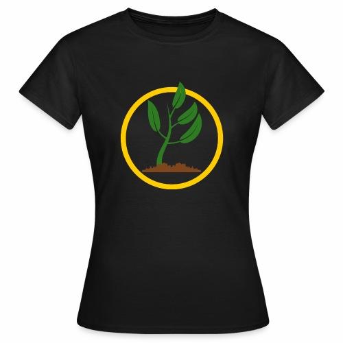 Setzlingemblem - Frauen T-Shirt